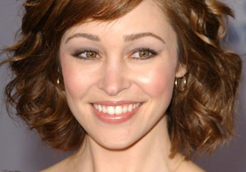 +20 Best Short Hairstyle For Wavy Hair - short hairstyle for wavy hair 2