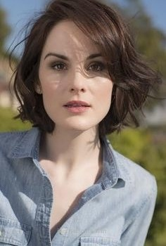 +20 Best Short Hairstyle For Wavy Hair - short hairstyle for wavy hair 6