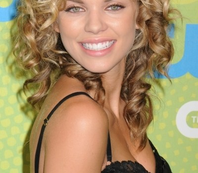 Some Easy Hairstyles for Curly Hair - some easy hairstyles for curly hair 12