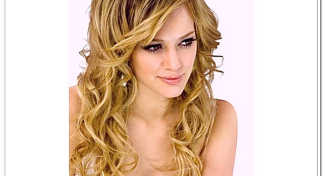 Some Easy Hairstyles for Curly Hair - some easy hairstyles for curly hair 8