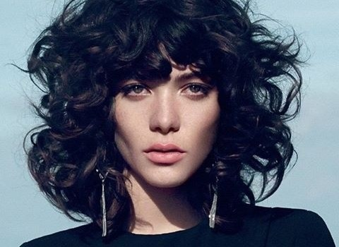Some Stylish Curly Hair Ideas 2018 - some stylish curly hair ideas 2018