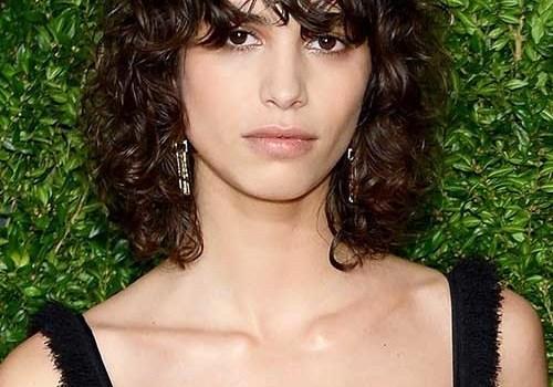 Styling Your Short Curls - styling your short curls 2