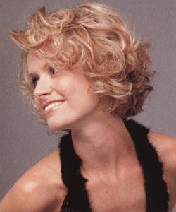 Styling Your Short Curls - styling your short curls 5