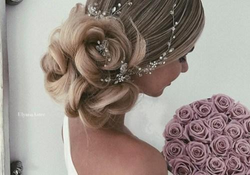 +20 Trends Wedding Hair 2018 - 20 trends wedding hair 2018 1