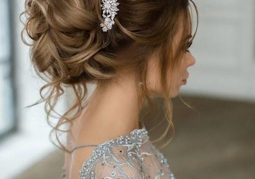 +20 Trends Wedding Hair 2018 - 20 trends wedding hair 2018