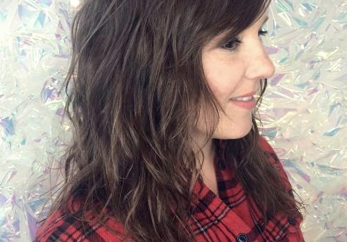 35+ Best Hairdos for Curly Hair - hairdos for curly hair 25