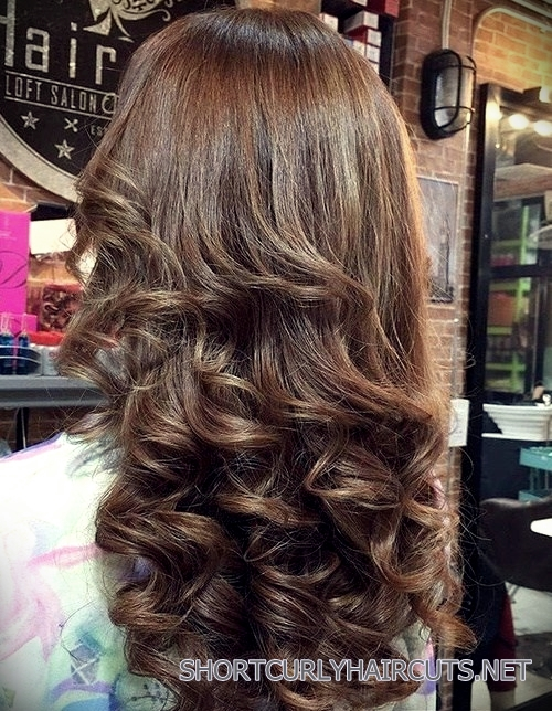 Hairdos for Curly Hair