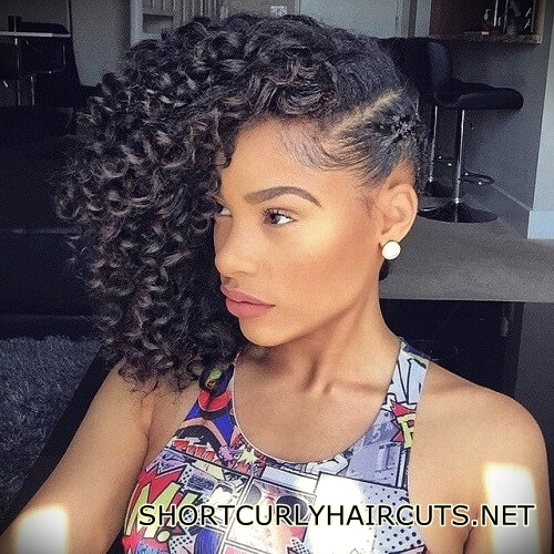 +40 Trend Natural Hairstyles for Short Hair - natural hairstyles short hair 14