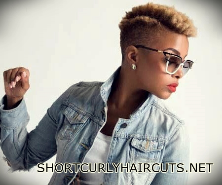+40 Trend Natural Hairstyles for Short Hair - natural hairstyles short hair 17