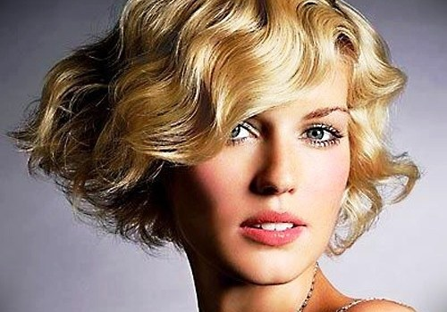 +30 Best Short Blonde Curly Hair - short blonde curly hair 16