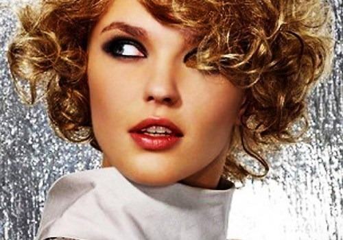 +30 Best Short Blonde Curly Hair - short blonde curly hair 2