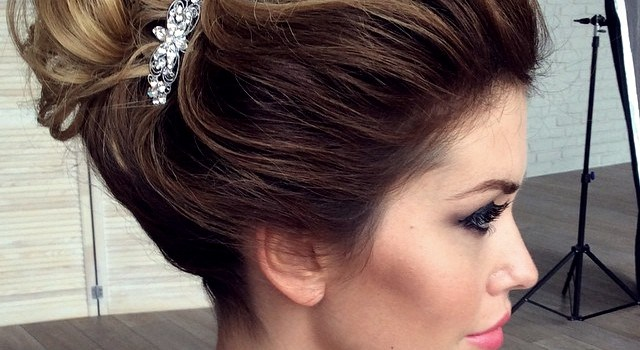 Short Curly Hairstyles for a Wedding - short curly hairstyles wedding 31