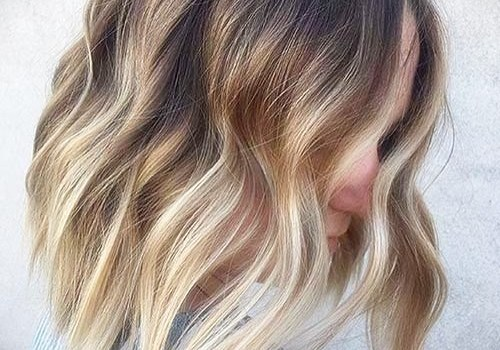 +25 Best Short Hairstyles for Thick Wavy Hair - short hairstyles for thick wavy hair10