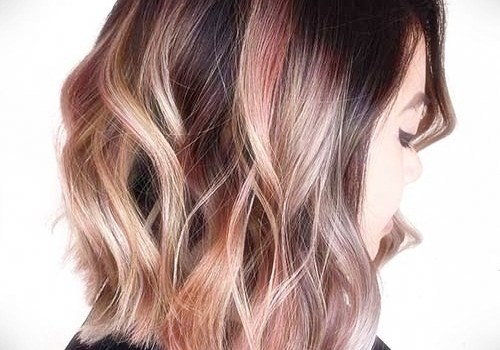 +25 Best Short Hairstyles for Thick Wavy Hair - short hairstyles for thick wavy hair20