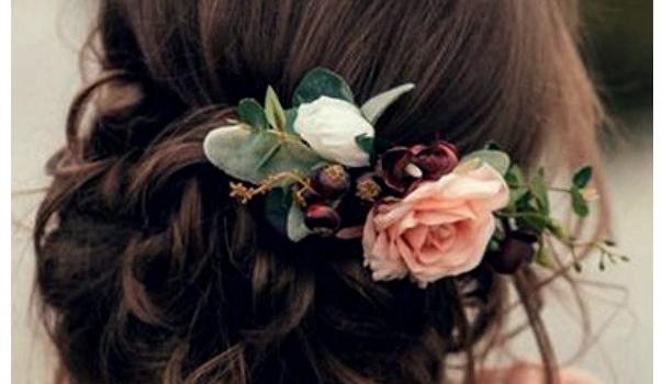 +20 Trends Wedding Hair 2018 - wedding hair 2018 9