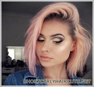 The Best Hair Color Ideas for Short Hair - hair color ideas short hair 22