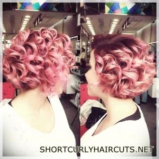 The Best Hair Color Ideas for Short Hair - hair color ideas short hair 31