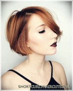 The Best Hair Color Ideas for Short Hair - hair color ideas short hair 6