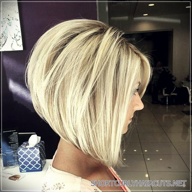 inverted bob hair cuts 11 - 2018 Elegant Inverted Bob Hair Cuts
