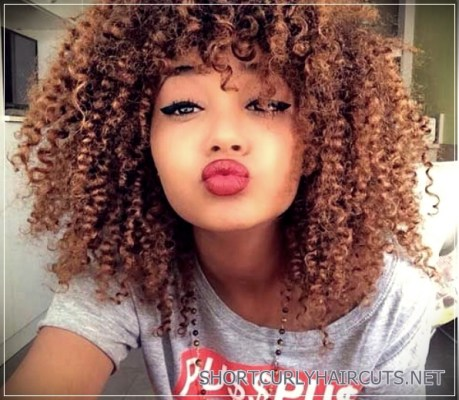 The Best Natural Hair Colors For Short Hair in 2018 - natural hair colors for short hair 18