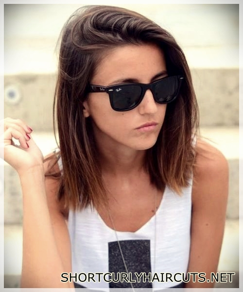 Short Hairstyles for Thin Hair in 2018  - short hairstyles thin hair 31
