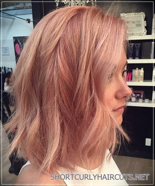 6 Gorgeous Hair Colors for Short Hair that will Be Huge in 2018 - gorgeous hair colors for short hair 14