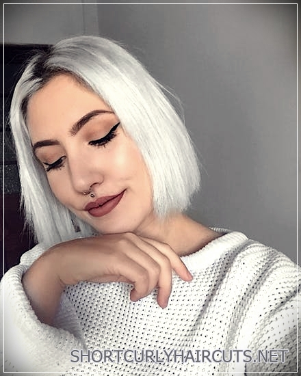 gorgeous hair colors for short hair 4 - 6 Gorgeous Hair Colors for Short Hair that will Be Huge in 2018