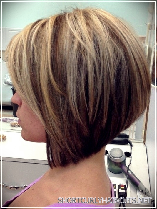 5 Long Choppy Bob Hairstyles for Brunettes and Blondes - long choppy bob hairstyles brunettes and blondes 3