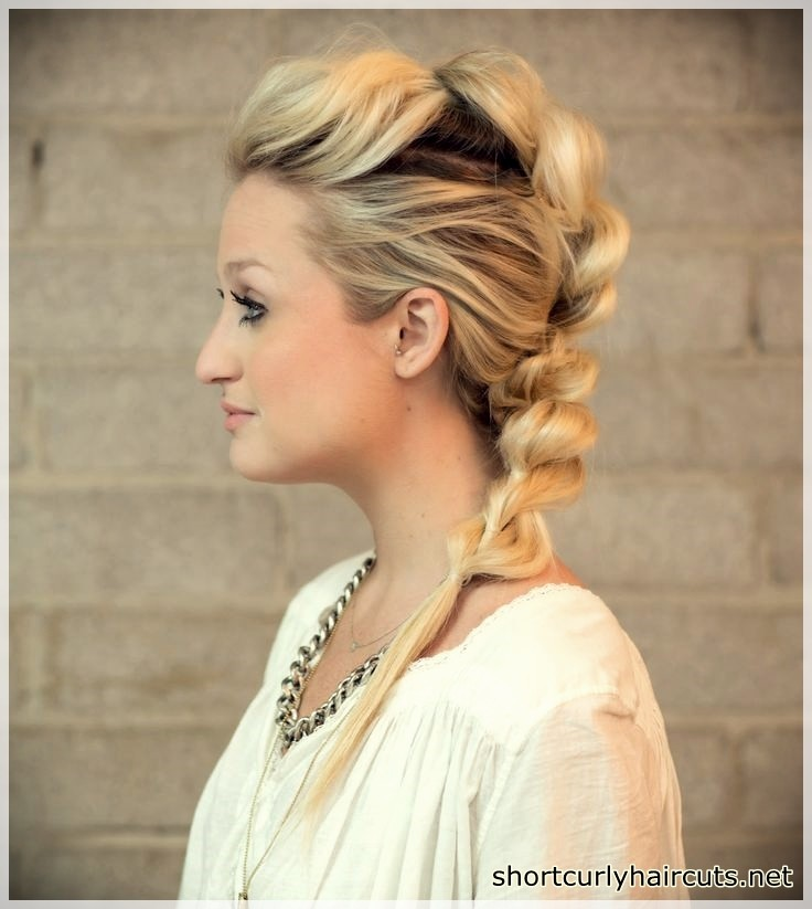 easy and quick hairstyles 3 - Easy and Quick Hairstyles You Will Seen New