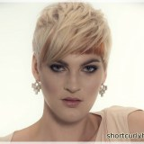 edgy short hairstyles and cuts 1 - Edgy Short Hairstyles and Cuts
