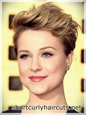 Best Pixie Haircuts for Round Faces - pixie haircuts for round faces 7