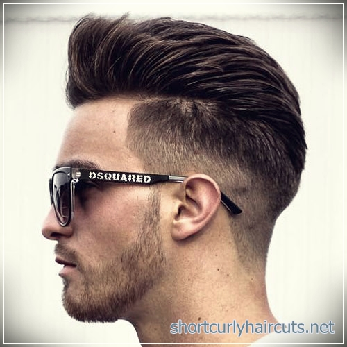 Choosing the best men\'s hairstyles 2018 and looking your best ...