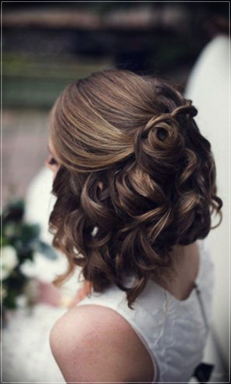 prom hairstyles for short hair 6 - Choose the perfect hairstyle for your short hair