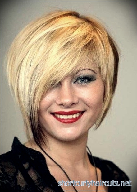 Look Out for the Fashionable and Trendy Short Haircuts 2018 - short haircuts 2018 13