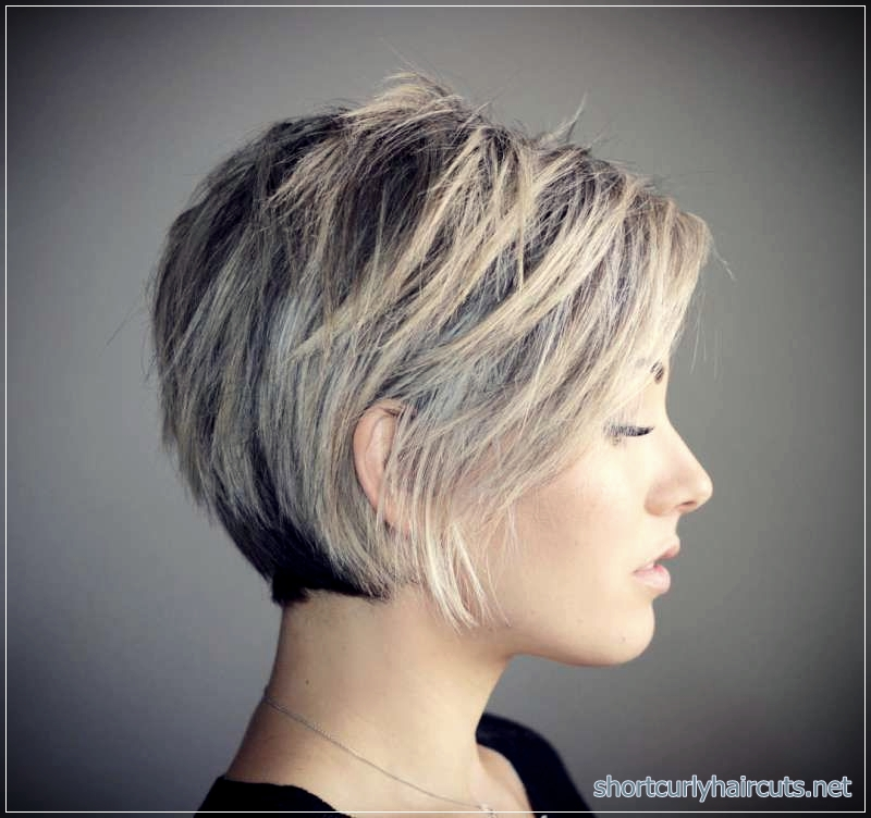 short haircuts 2018 2 - Look Out for the Fashionable and Trendy Short Haircuts 2018