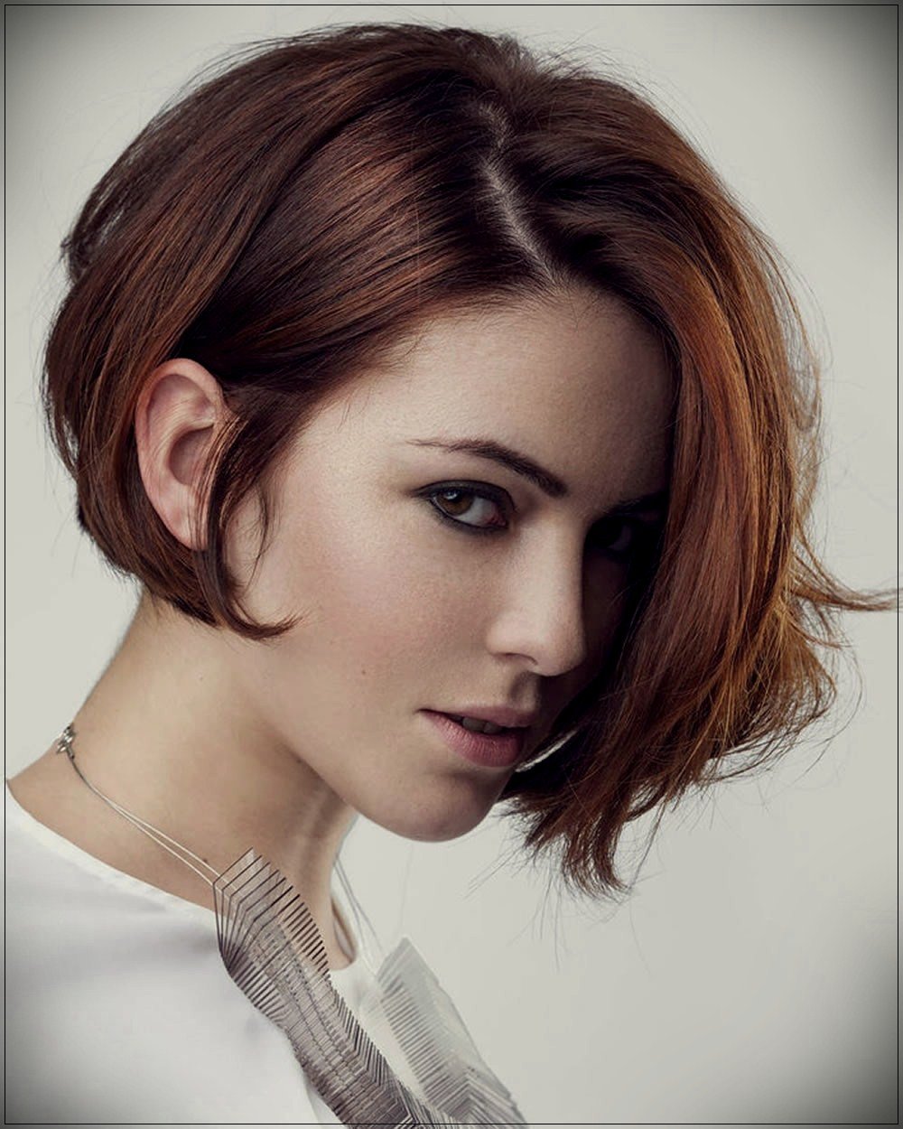 Attractive Bob Haircuts which you can rock in 2018  - bob haircut for 2018 3