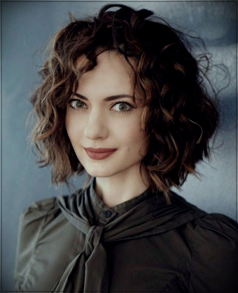 Attractive Bob Haircuts which you can rock in 2018  - bob haircut for 2018 9