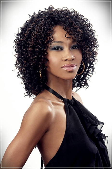 hairstyles for black women 10 - Some trendy and beautiful hairstyles for black women