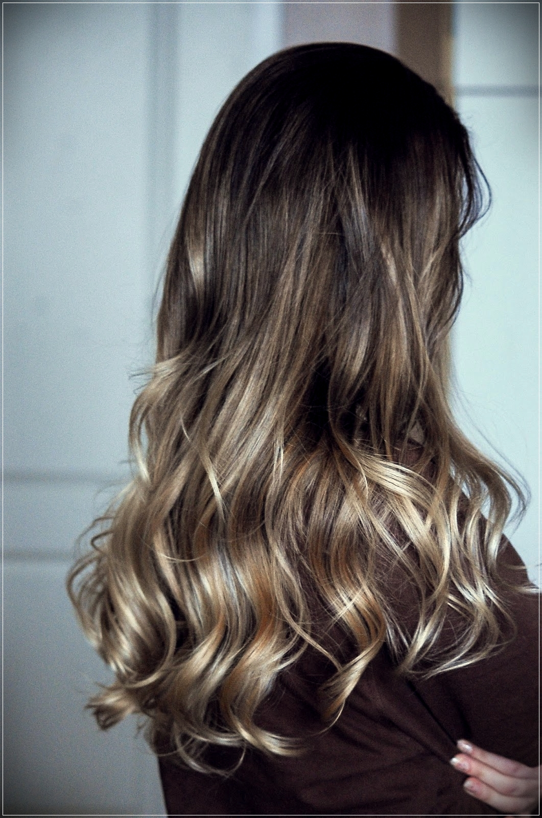 How to do ombre hair color to look attractive and sexy - ombre hair color 11