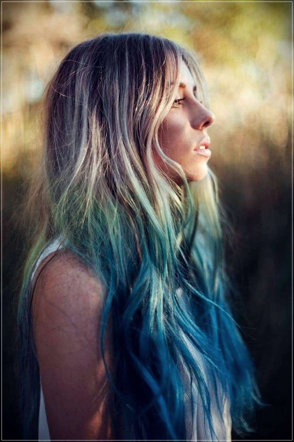 ombre hair color 13 - How to do ombre hair color to look attractive and sexy