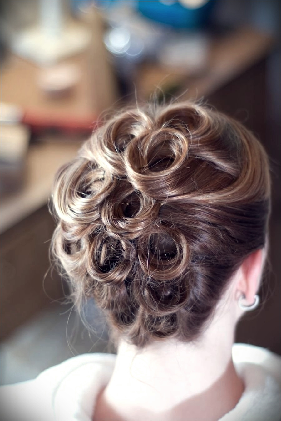 prom hairstyles for short hair 11 - Choose the perfect hairstyle for your short hair