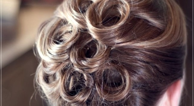 Choose the perfect hairstyle for your short hair - prom hairstyles for short hair 11
