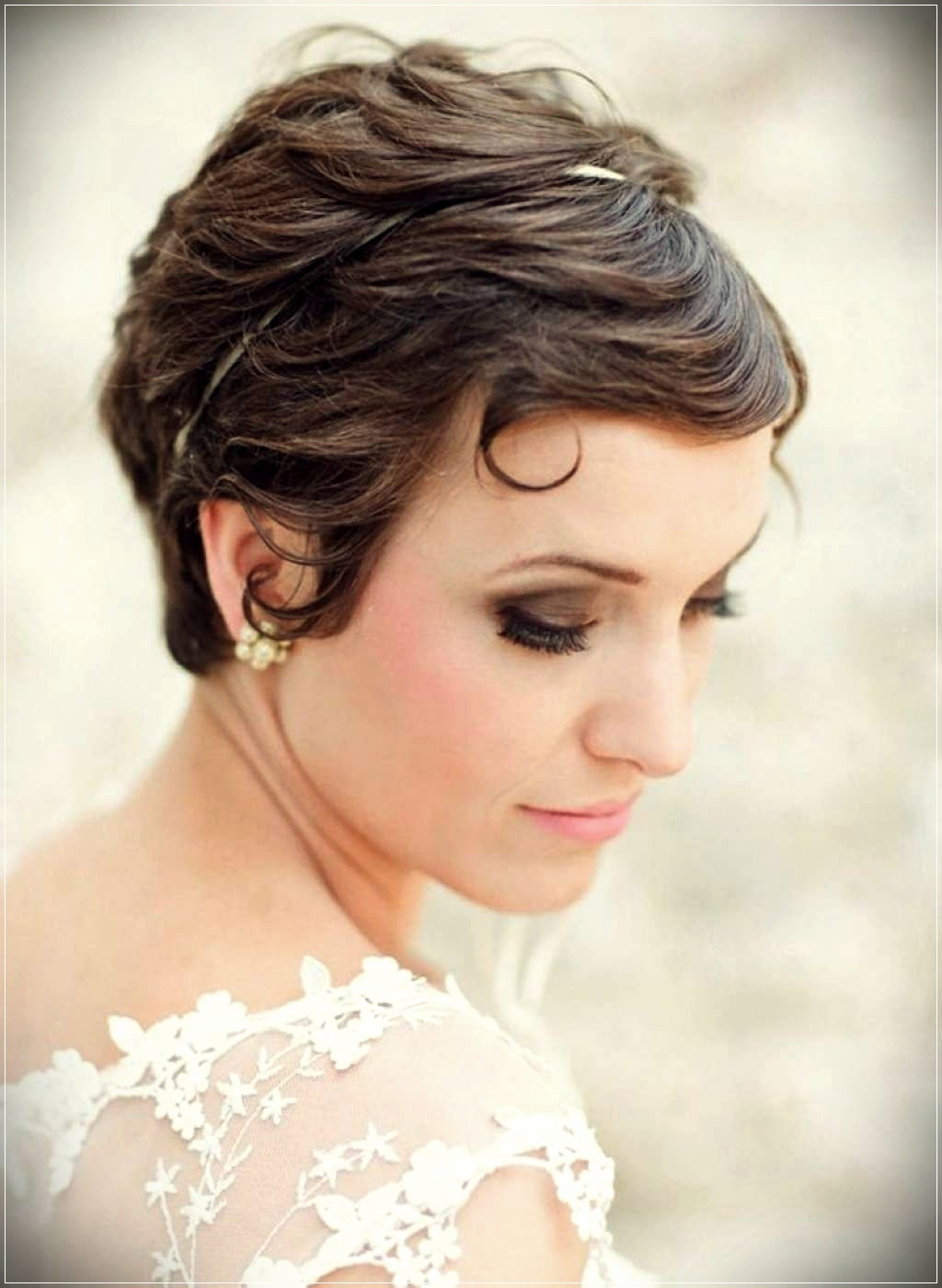 prom hairstyles for short hair 15 - Choose the perfect hairstyle for your short hair