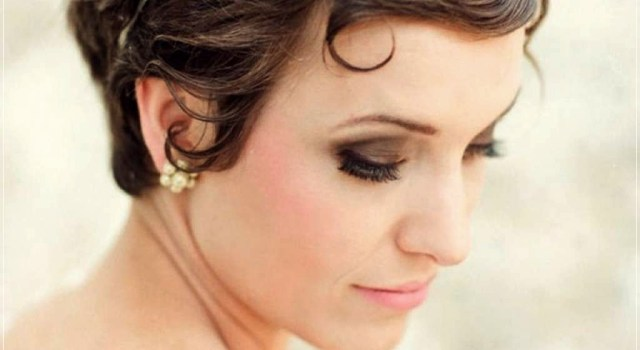 Choose the perfect hairstyle for your short hair - prom hairstyles for short hair 15