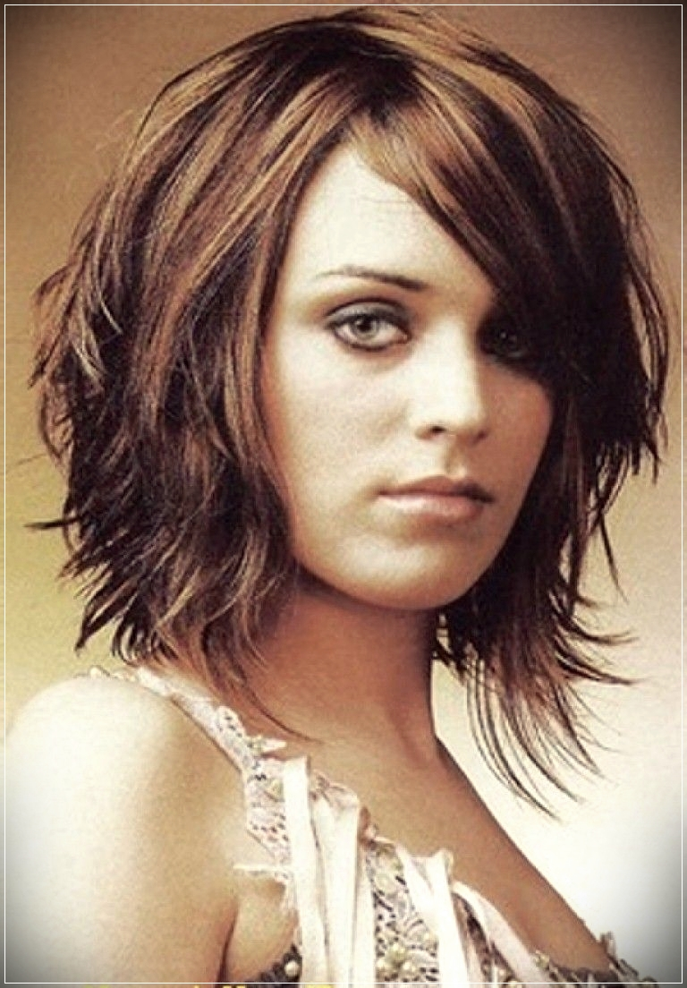 Different types of short layered hairstyles - short layered hairstyles 4