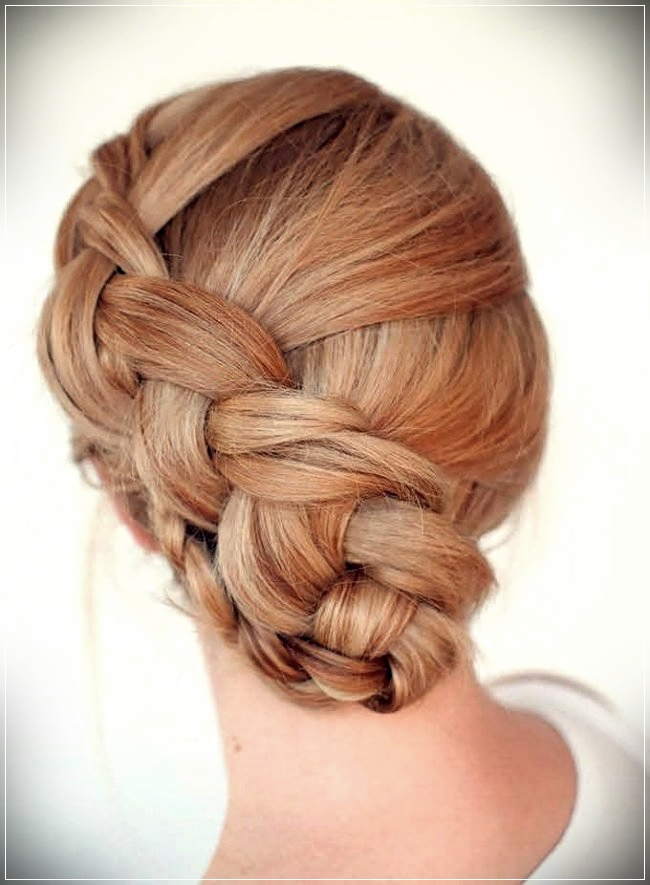 updos for short hair 10 - Different types of updos for short hair