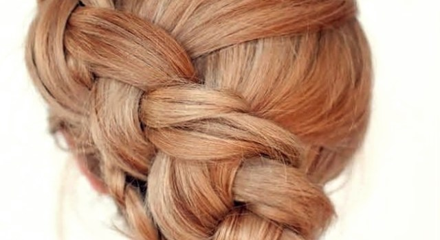 Different types of updos for short hair - updos for short hair 10