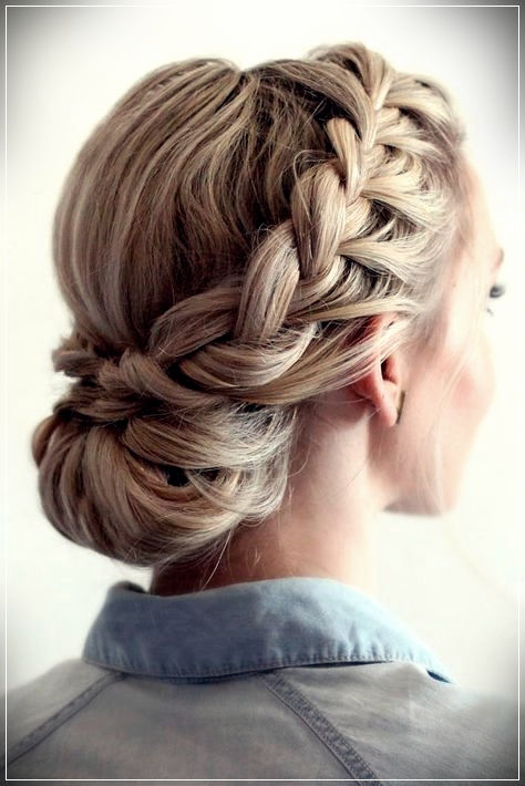 updos for short hair 11 - Different types of updos for short hair