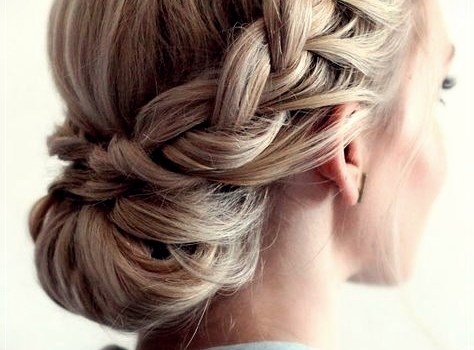 Different types of updos for short hair - updos for short hair 11