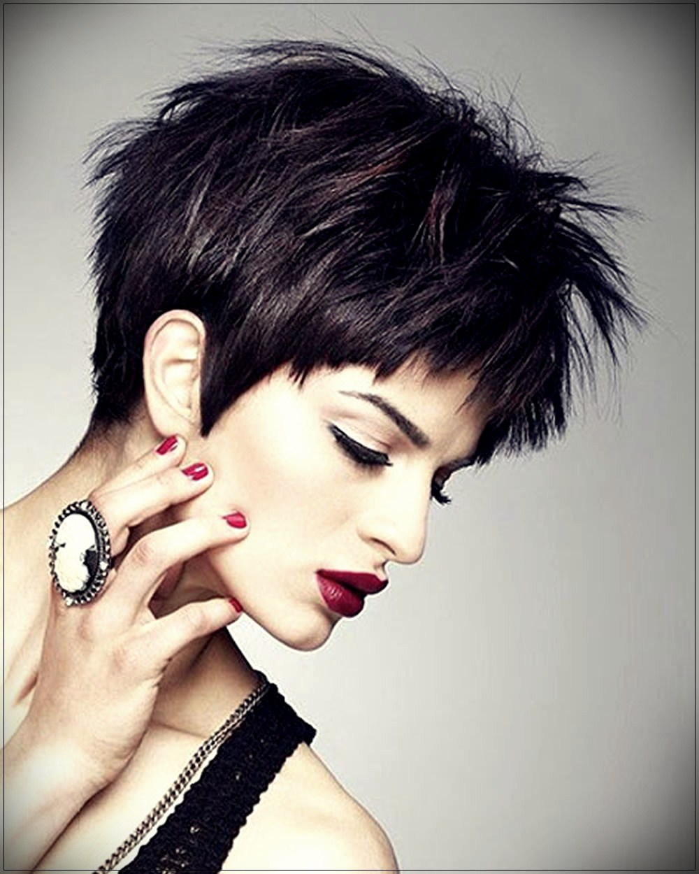 Pixie cuts for 2018 are what are in! - Pixie cuts for 2018 6